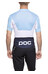 POC Raceday Climber Ritte - Maillot manches courtes - blanc